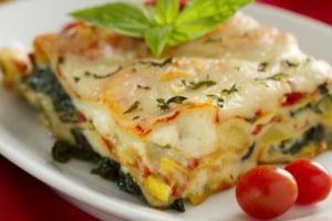 vegie lasagna