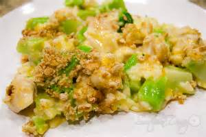 chickenandbroccolibake