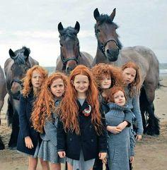 redheadsinireland