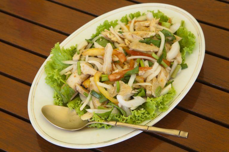 thaichickensalad