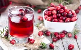 cranberrywater