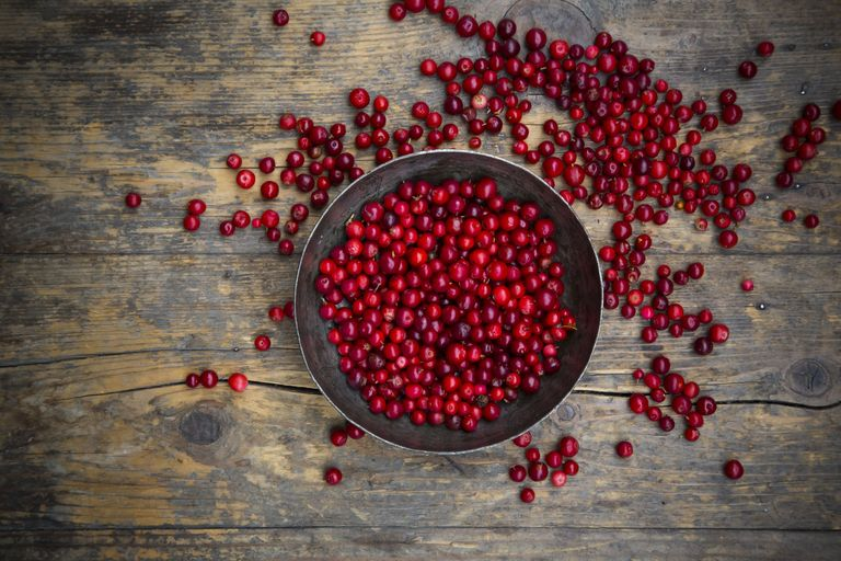 ligonberries