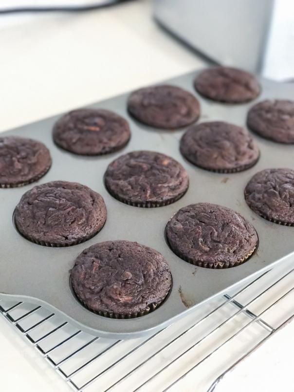 chocolateveggiemuffins