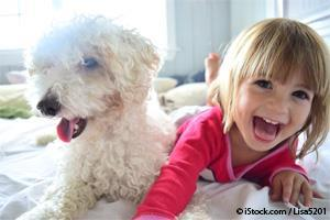 dog-mimic-little-girl