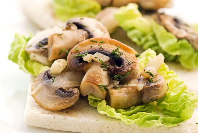 mushroomsindiet