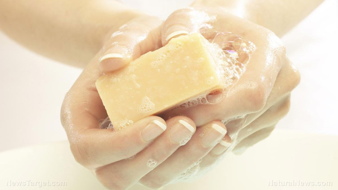 Bar-Of-Soap-Hands-Wash-Suds