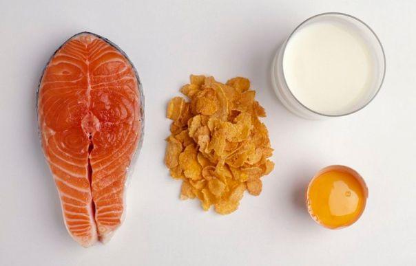 vitaminDfoods