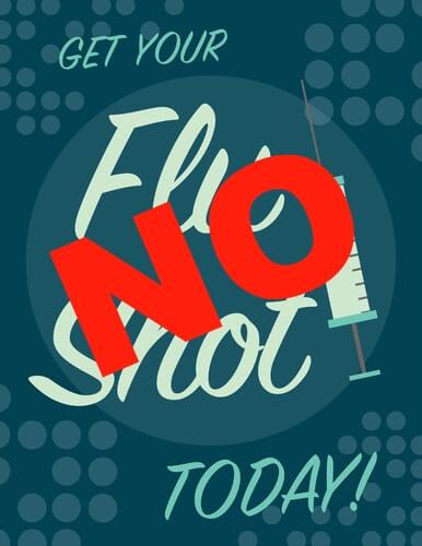 no-flu-shot