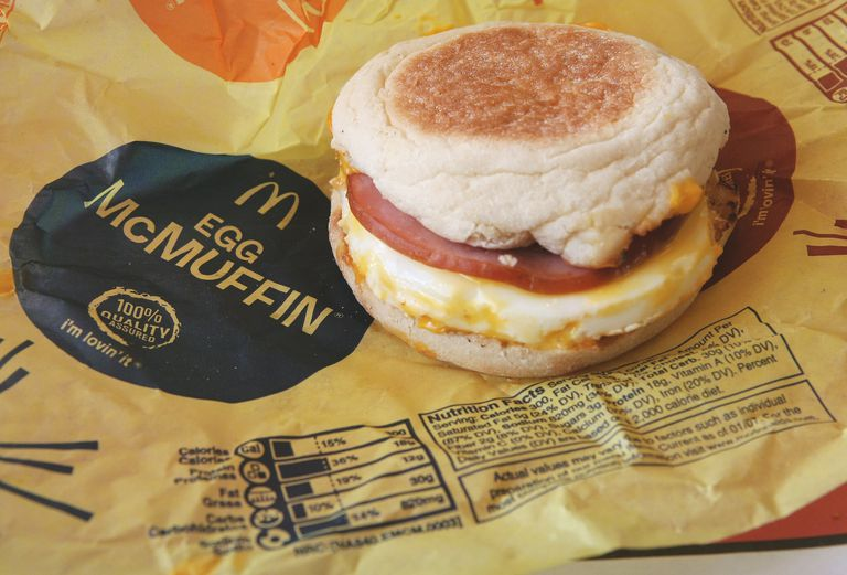 Best and Worst Health Choices at McDonald's