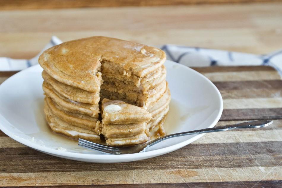 wholewheatgingerpancakes