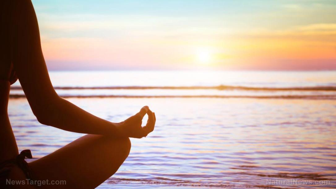 Yoga-Meditation-Sunset-2